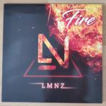"LMNZ - Fire col. Vinyl-12"" EP 10"