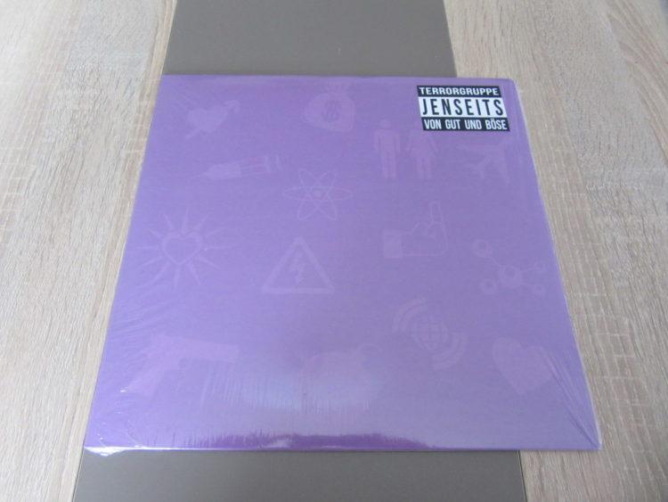 Terrorgruppe - Jenseits von Gut und Böse Vinyl-LP 1