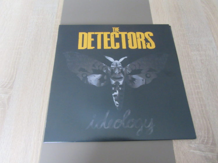 The Detectors - Ideology col.Vinyl-LP 1