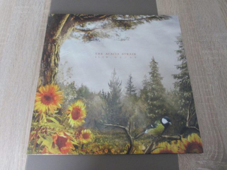 The Acacia Strain - Slow Decay col. Vinyl-LP 1