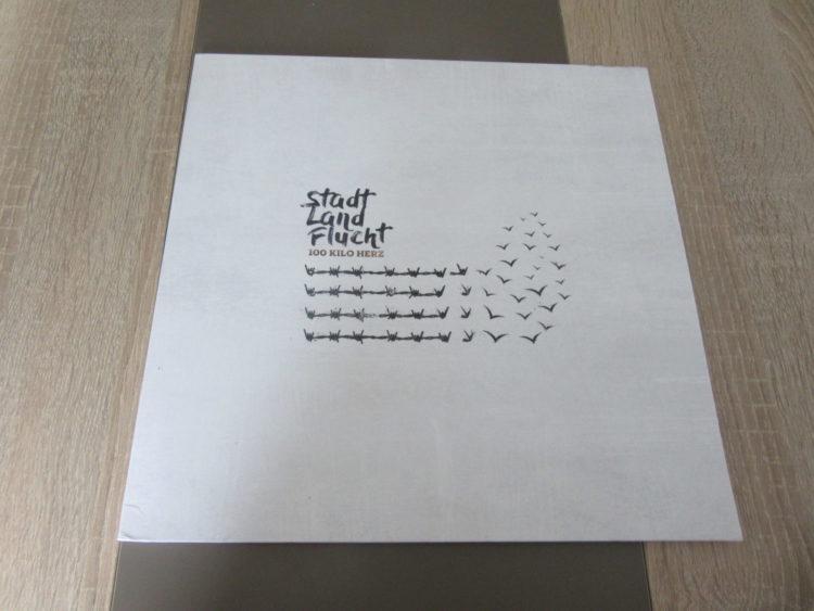100 Kilo Herz - Stadt Land Flucht col. Vinyl-Lp 1