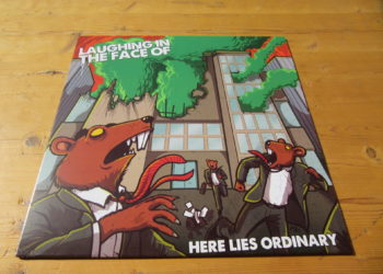 Laughing in the Face of - Here lies the ordinary col. Vinyl-LP 4