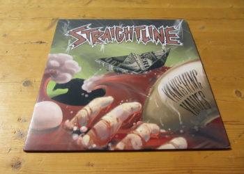 Straightline - Vanishing Values col. Vinyl-LP 1