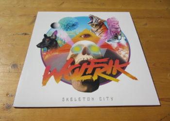 Wolfrik - Skeleton City col. 12inch-EP 9