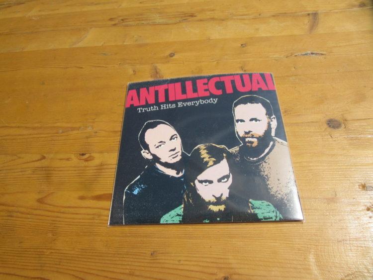 Antillectual - The Covers Vinyl-Single 1