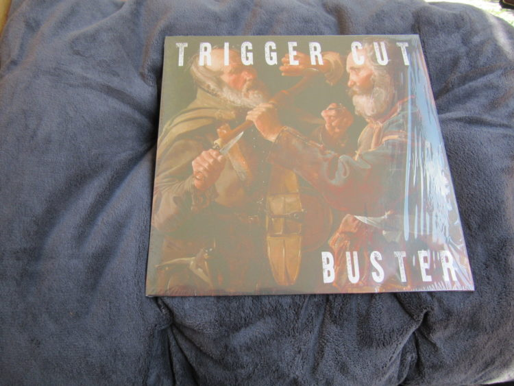 Trigger Cut - Buster Vinyl-LP 1