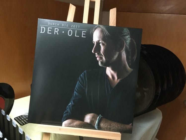 """Der Ole - """"Durch die Zeit"""" Vinyl-LP 1"""