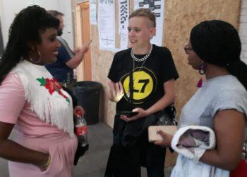 Frauen im Musikbusiness - Marta vom Femme Rebellion Fest 4