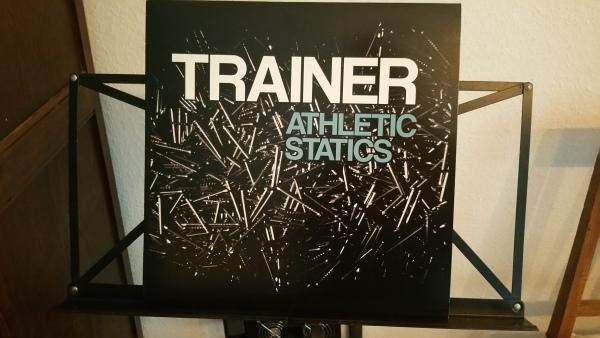 Trainer - Athletic Statics Vinyl-LP 1