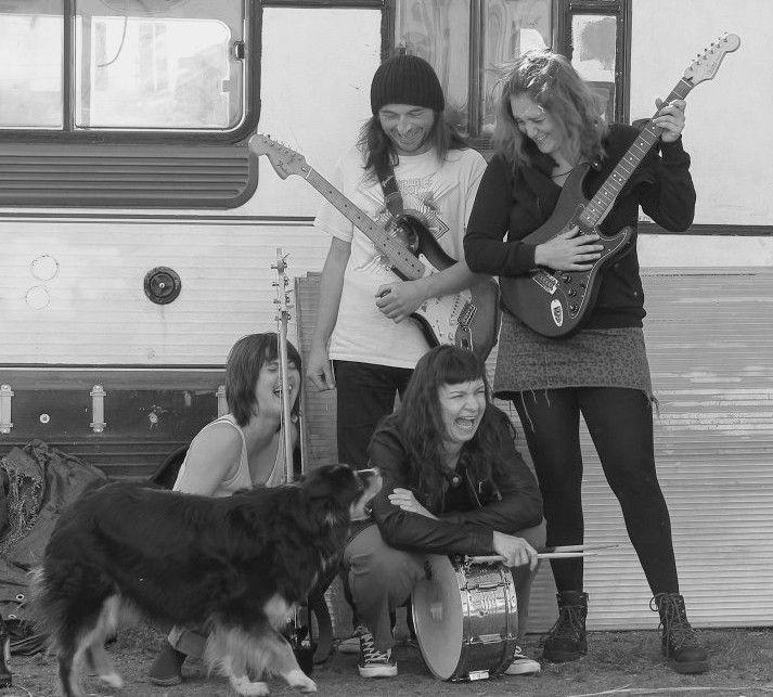 """Frauen im Musikbusiness - """"Ladys im Lack"""" von der M.V.B Leipzig 3"""