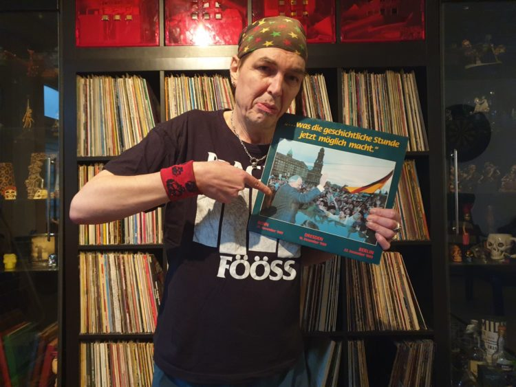 Vinylsünde - mit Tommy Molotow