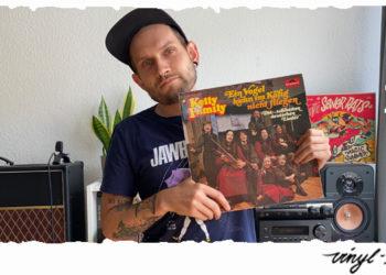 Vinylsünde - Mit Archi Appleyard