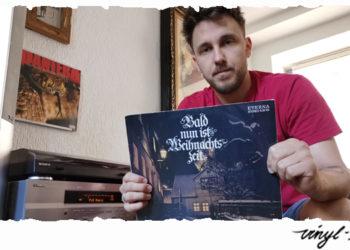 Vinylsünde - mit Robert von COR