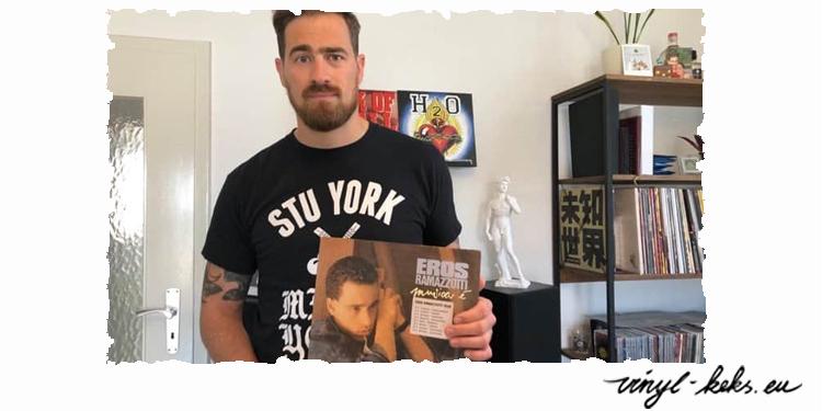 Vinylsünde mit Stefan von Minus Youth