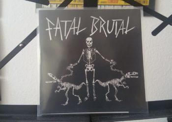 Fatal Brutal - s/t 7inch 9