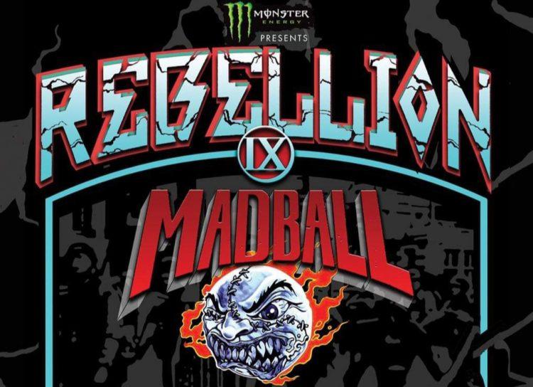 Rebellion Tour : Neues Jahr, neues Glück 1