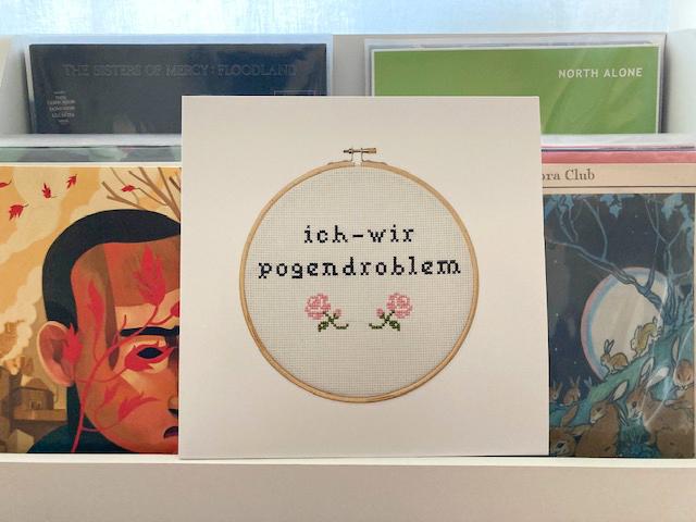 Pogendroblem - ich-wir col. Vinyl-LP 1