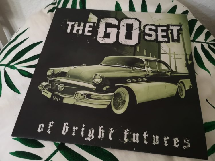 The Go Set- of bright futures...and broken pasts Vinyl LP 1