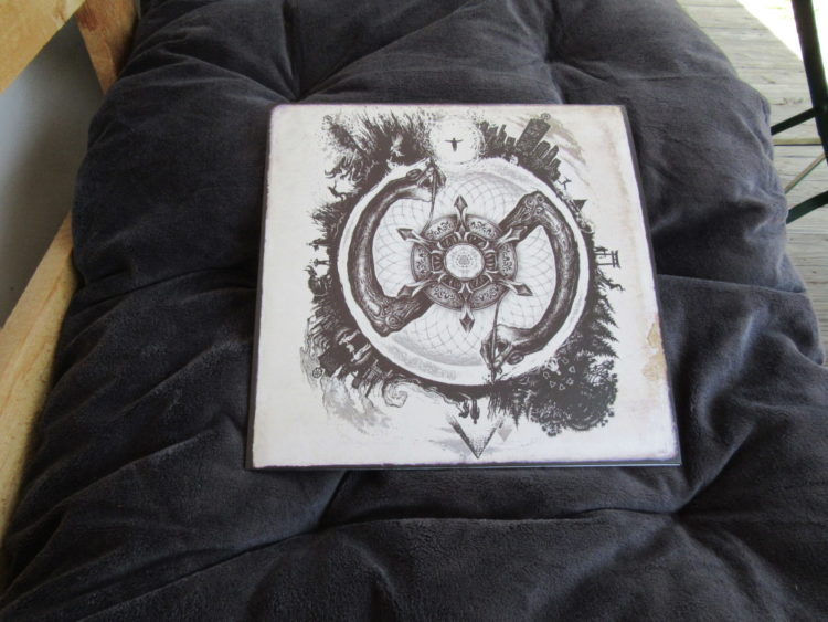 Monuments - The Amanuensis col. Vinyl-LP 1