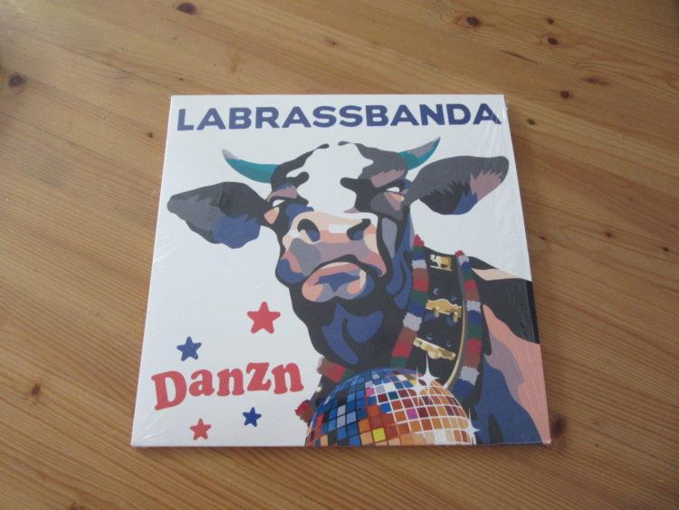 LaBrassBanda - Danzn col.Vinyl-LP 1