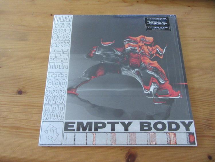 Spook The Horses - Empty Body col. Vinyl-LP 1