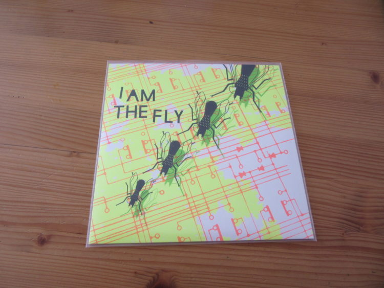 I Am The Fly - s/t Vinyl-Single 1