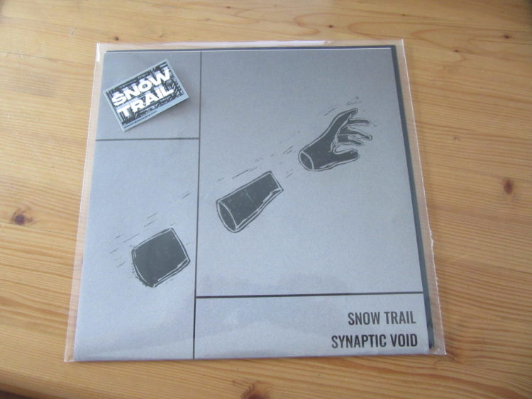 Snow Trail - Synaptic Void 12inch Vinyl-EP 1