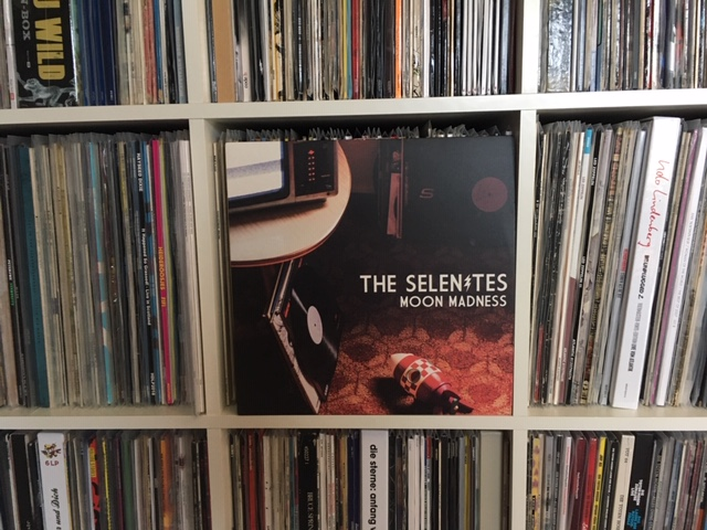 The Selenites - Moon Madness 12inch Vinyl-LP 1