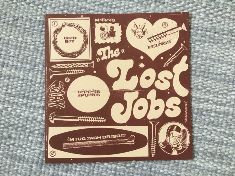 The Lost Jobs - s.t.