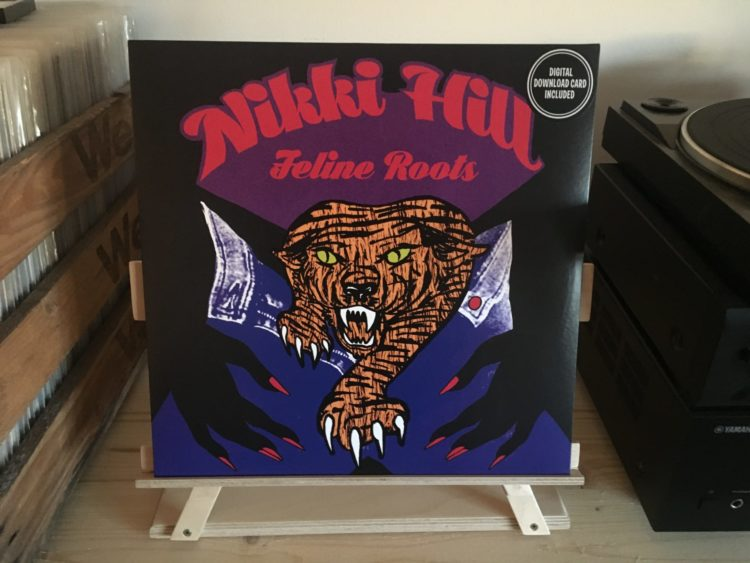 Nikki Hill - Feline Roots 12inch-Vinyl-LP 1