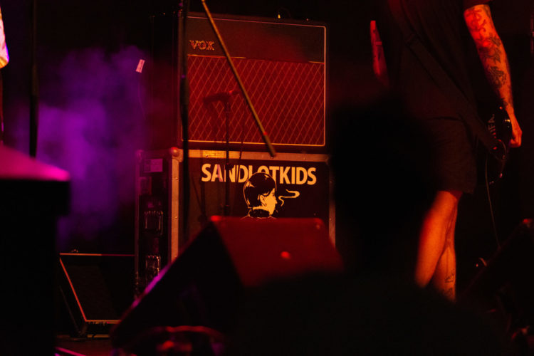 Sandlotkids @Feierwerk München 01.08.2020