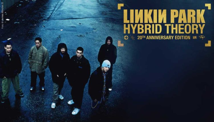 Empfehlung: Linkin Park - Hybrid Theory 1