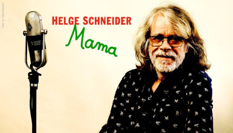 Empfehlung: Helge Schneider - Mama col. lim. Vinyl-LP 1