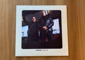 Heckspoiler – Synthetik Athletik col. Vinyl-LP 10
