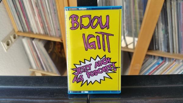 Bijou Igitt - jetzt auch als Podcast MC 1