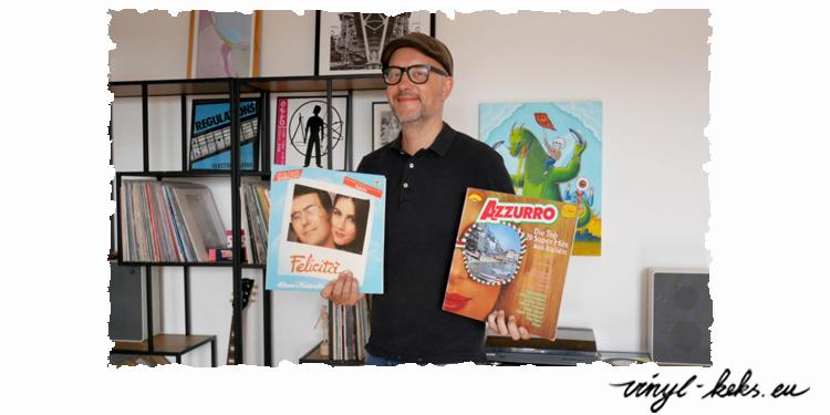 Vinylsünde- mit Daniel von Dean Dirg/ The Toyotas/ Johnny Notebook 1