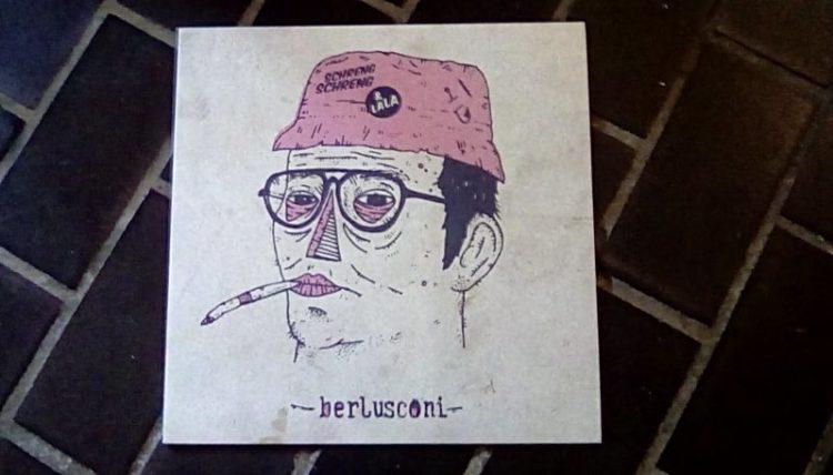 Schreng Schreng & La La - Berlusconi Vinyl LP 1