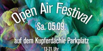Konzertbilder: Open-Air am Kupferdächle Pforzheim / 05.09.2020 14