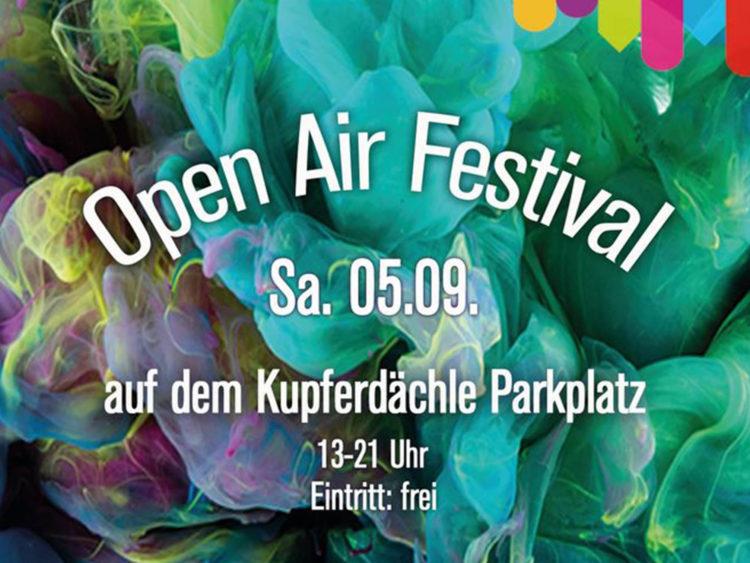Konzertbilder: Open-Air am Kupferdächle Pforzheim / 05.09.2020 1