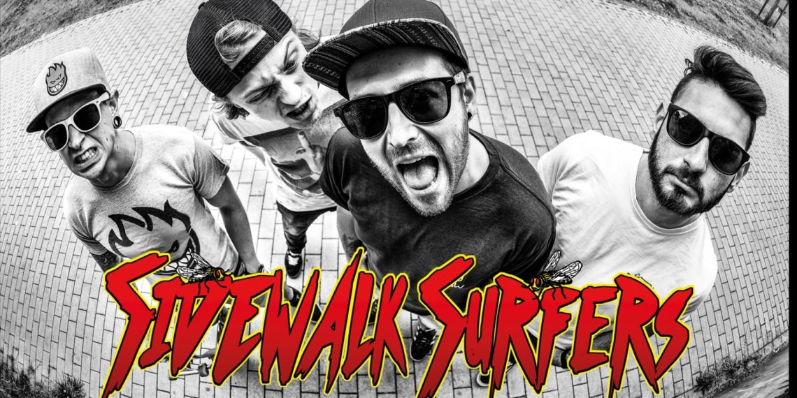 Foto: https://www.facebook.com/SidewalkSurfersMusic/