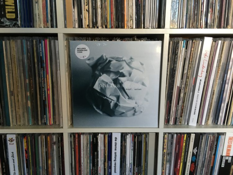 Phileas Fogg - Kopf, unten 12inch Vinyl-LP 1
