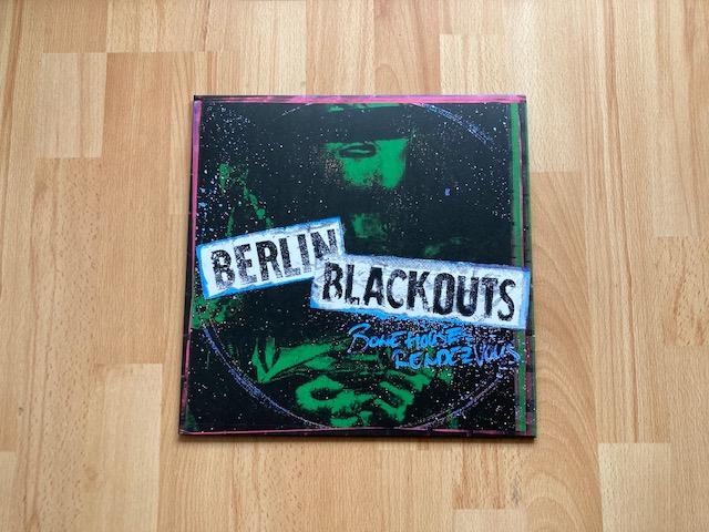 Berlin Blackouts - Bonehouse Rendezvous Re-Press col. Vinyl-LP 1