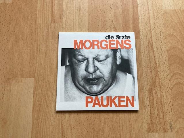Die Ärzte - Morgens Pauken 7inch Vinyl 1