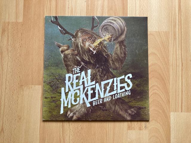 The Real McKenzies - Beer and Loathing col. Vinyl-LP 1