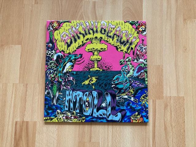 Bikini Beach - Atoll Vinyl-LP 1