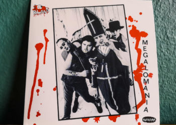 The Blood - Megalomania
