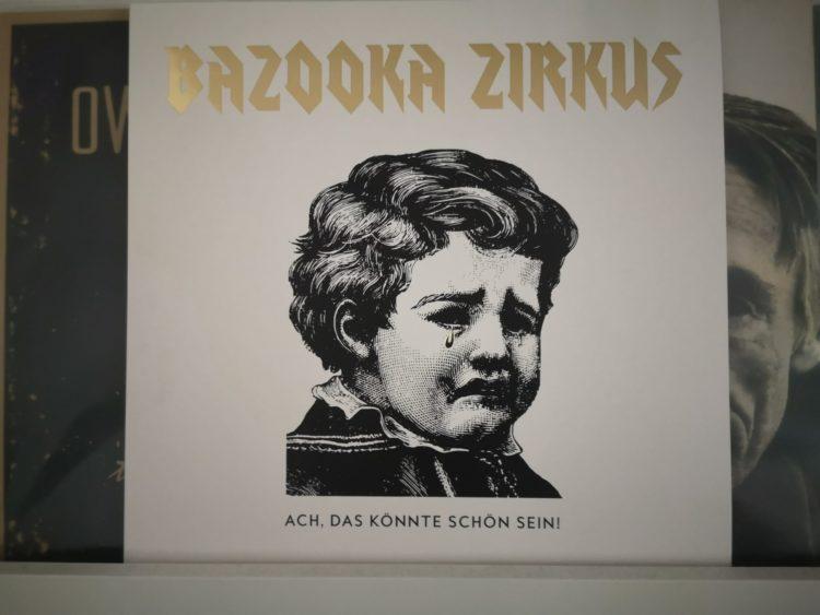 Bazooka Zirkus- Ach, das könnte schön sein! Vinyl-LP 1
