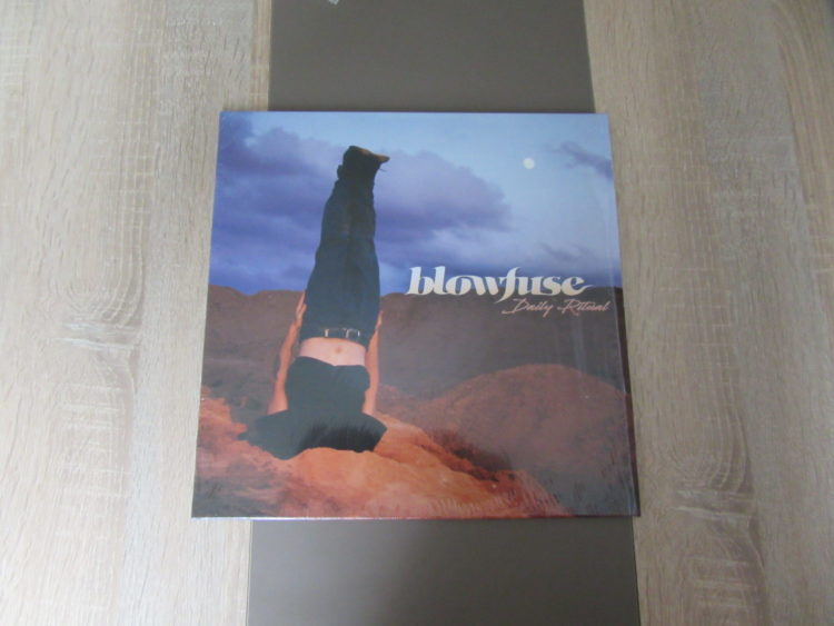 Blowfuse - Daily Ritual col. Vinyl-LP 1