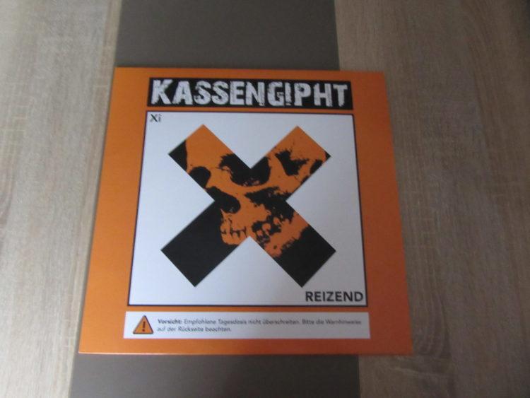 Kassengipht - Reizend col. Vinyl-Lp 1