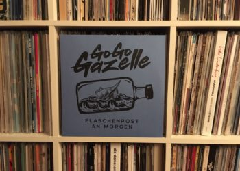 Go Go Gazelle - Flaschenpost am Morgen 12inch Vinyl-LP 6
